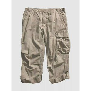 Polo Ralph Lauren Mens 38x30 Cargo Roll Tab Pants
